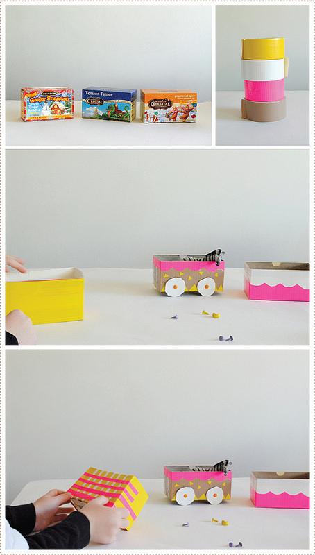 yaratıcı oyuncaklar
