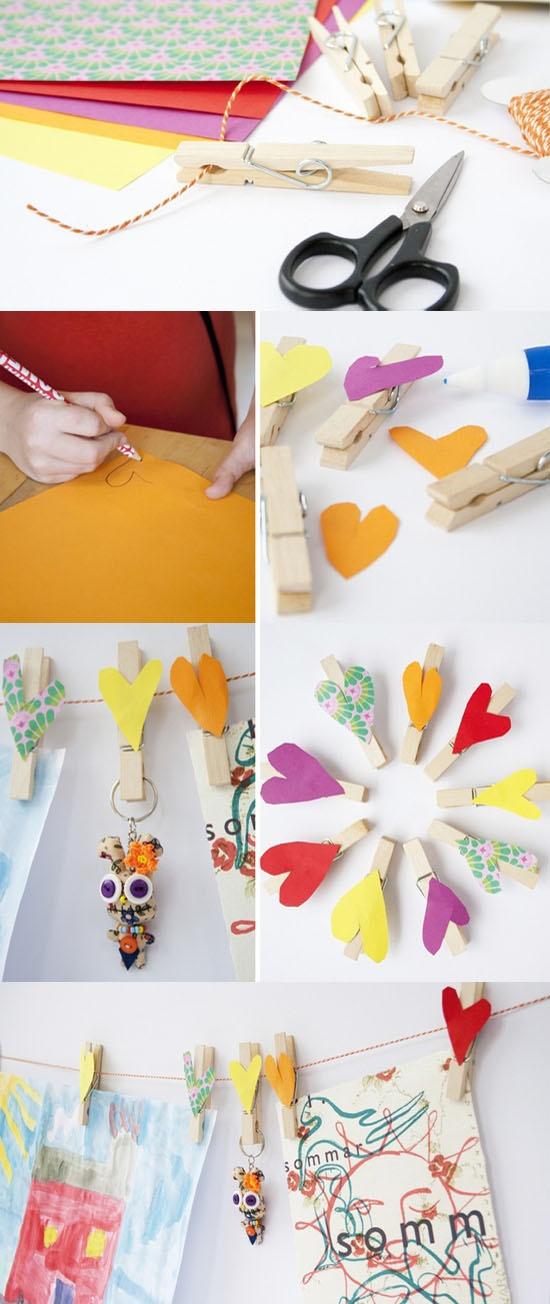 çocuklar için yaratıcı fikirler
